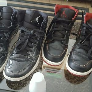Other - 2 pairs of boys Michael Jordan basketball shoes